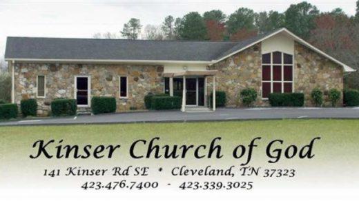 9/29 Kinser COG Church SINGING
