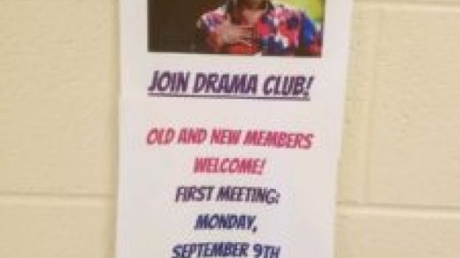 9/9 Polk County High School Drama Club FIRST MEETING