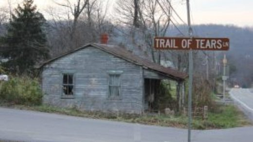 The Old Federal Road and the Cherokee Trail of Tears