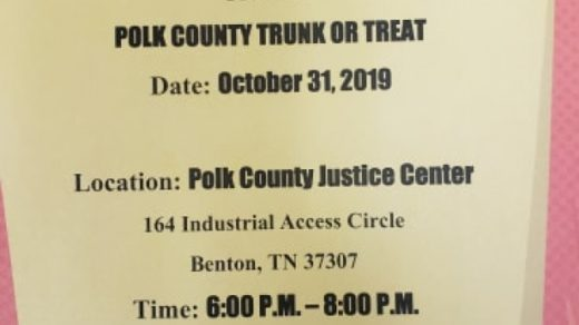 10/31 First Annual Polk County Trunk or Treat