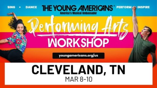3/8 The Young Americans in Cleveland, TN