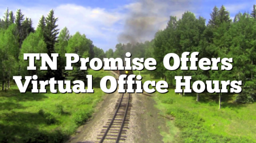 TN Promise Offers Virtual Office Hours