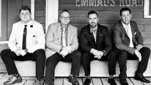 8/23 Emmaus Road Quartet at Antioch Missionary Baptist Church Benton, TN