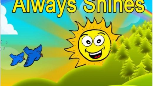 Local Author Has Labor Day Sale for Children's Coloring Storybook Sun Always Shines Ocoee, TN