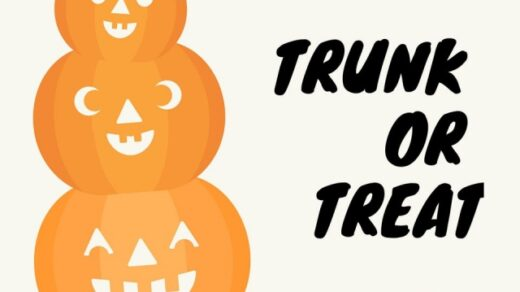 10/31 Drive-Through Trunk or Treat at Wetmore Baptist Church Delano, TN