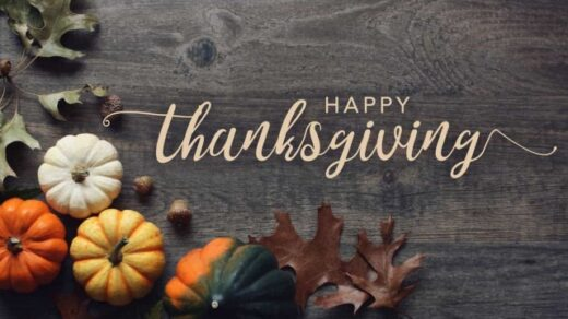 Happy Thanksgiving From PolkMix.com