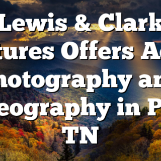 Lewis & Clark Ventures Offers Aerial Photography and Videography in Polk, TN