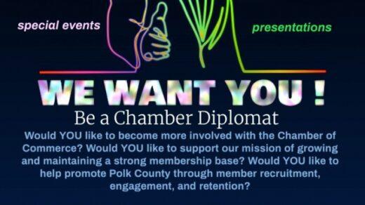 Polk County Chamber of Commerce Diplomat 2021 Program