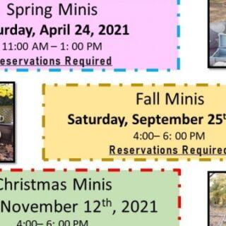4/24 PHP's 2021 Mini-Sessions Fundraiser Benton, TN
