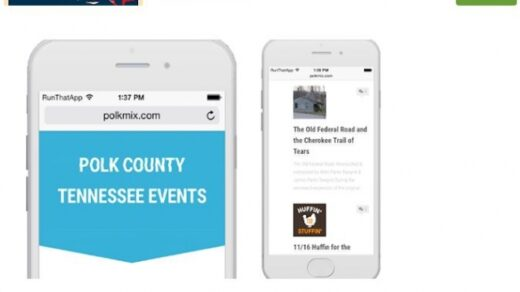 PolkMIX Offers FREE App for POLK EVENTS!