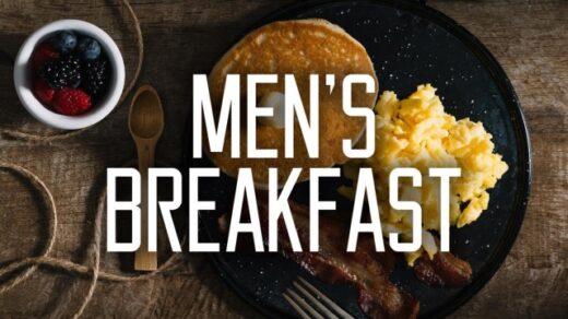 2/20 Men's Breakfast FBC Benton