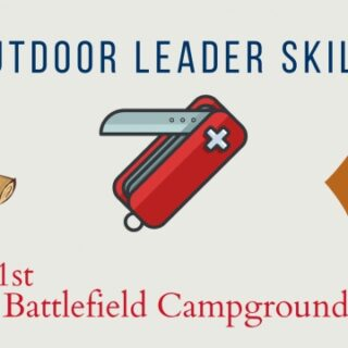 Registration is open for IOLS/BALOO at Chickamauga Battlefield Campground