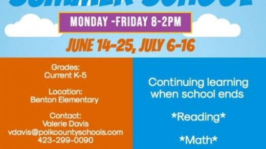 Sign-Up Open For Summer School Registration Benton Elementary