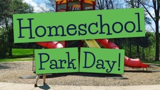 3/4 Polk County TN Homeschool Network Hosts Park Day