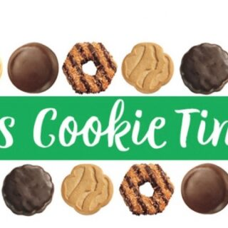 3/6 Girl Scouts Cookie Sale at Shorty's Flowers Benton, TN