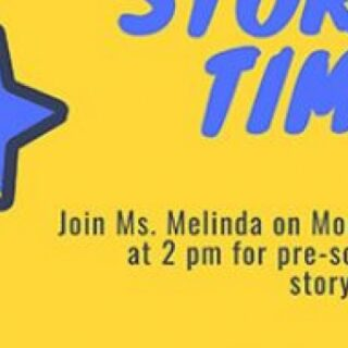 4/12 Story Time East Polk Public Libary