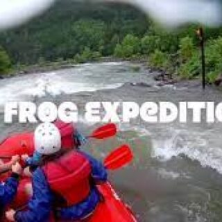 4/3 Big Frog Expedition's First Day On the Ocoee, Polk County TN