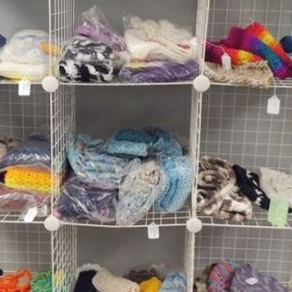 Handmade Gifts from Alpaca Yarn at Sonny's Benton, TN