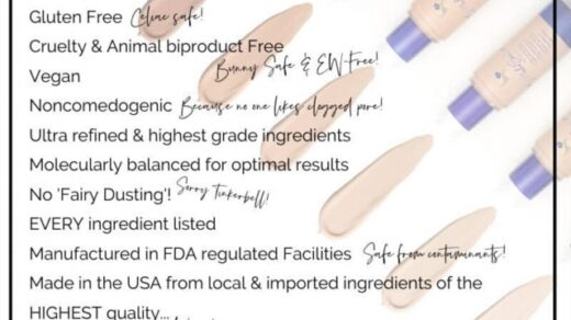 Non GMO Beauty Products from SeneGence Available with Lisa Pritchett