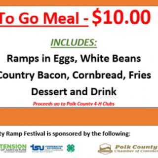 4/24 The Ramp Tramp Festival at Camp McCroy 4-H Camp Reliance, TN