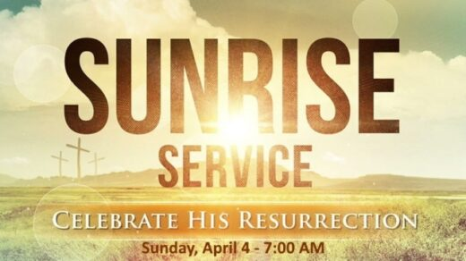 4/4 Sunrise Service Shiloh Baptist Church Ocoee, TN