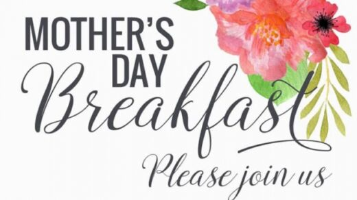 5/9 Mother's Day Breakfast FBC Benton, TN