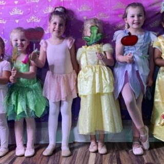 7/29 ONE DAY Princess Camp Raw Art Dance Ocoee, TN