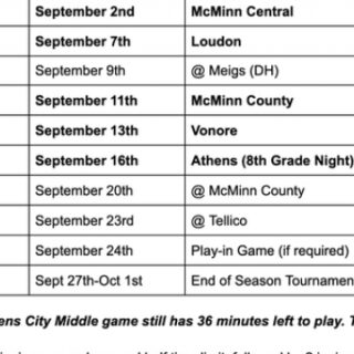 9/11 CMS Lady Bobcats Softball Game