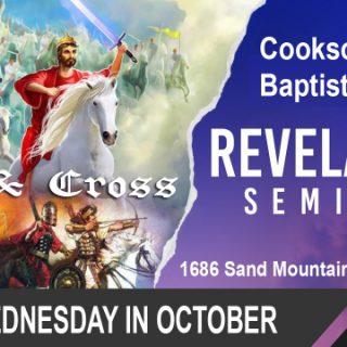 10/27 Concluding Night of Revelation Seminar Cookson Creek Church Ocoee, TN